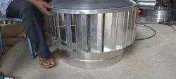 Vertical Vane Wind Ventilator