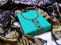 Chanderi Ladies Dress Material