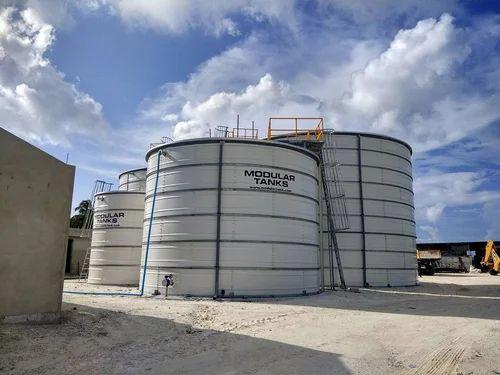 Modular Storage Tanks