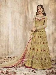 Pr Fashion Launched Designer Anarkali Suit