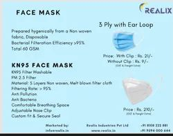 Face Mask KN95