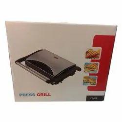 Utility CI-428 Press Grill Sandwich Maker, Voltage: 220 V