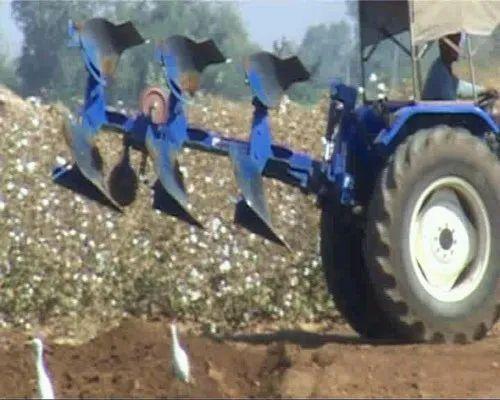 Hydraulic Three Furrow Reversible Plough