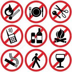 Prohibited Signage