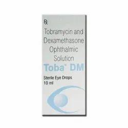 Tobramycin And Dexamethasone Ophthalmic Solution Eye Drop