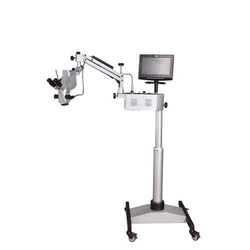 LED 5 Step Neurosurgery Operation Microscope