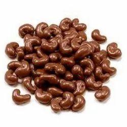 Rama Dry Fruits Milk Choco Cashew/ Milk Choco Kaju, Packaging type - Packet