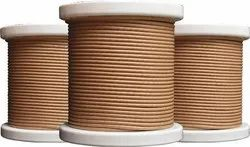 1-4 Mm Round Paper Covered Copper Wire