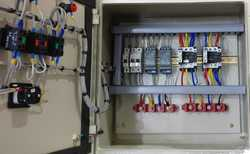 Automatic RYB Phase Sequence Corrector Panel