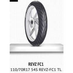 MRF REVZ FC 110/70 R17 54S Tubeless Motorcycle Tyre