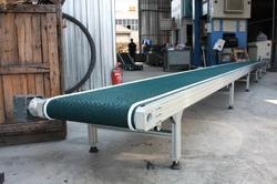 Aluminum Belt Conveyor System