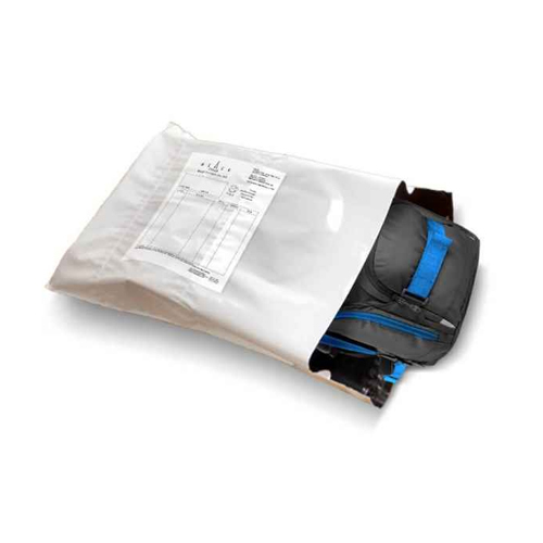 Vedang LDPE Glossy Courier Bags With POD Jacket, Thickness: Up To 60 Microns