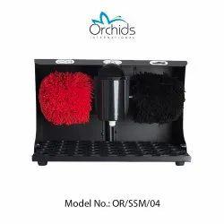 Orchids Shoe Shine Machine Classic Model