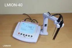 LMION-40 ION Meter