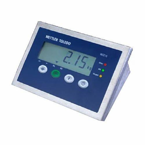Dosing Control Weighing Indicator - Mettler Toledo Easy Indicator