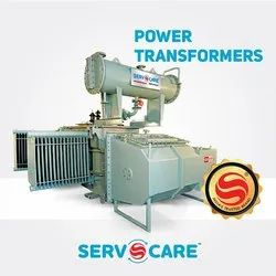 Industrial Distribution Transformer