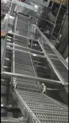 Multi Stage Conveyor System