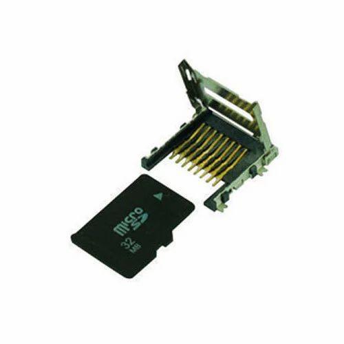Memory Card Socket, मेमोरी कार्ड सॉकेट