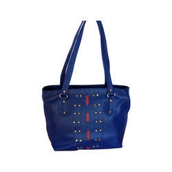 Plain Casual Wear Ladies Hand Bag