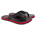 Hoppers Go Mens Tom Red Slippers, Size: 7-10