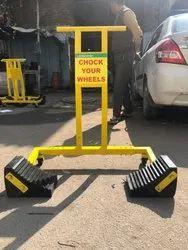 Trolley Wheel Chock
