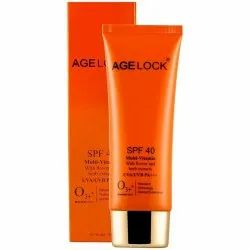 O3  Agelock Spf 40 Multi-Vitamin With Flower And Herb Extracts (75gm)