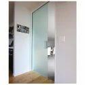 Fortune Plain Frameless Glass Door, For Office