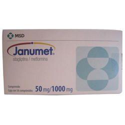 Janumet (Sitagliptin/Metformin)