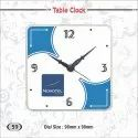 Corporate Table Clock