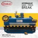 OHMPB-320 Hydraulic Mini Press Brake