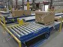 Driven Live Roller Conveyor