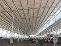 Upvc Spanish model roofing sheets work