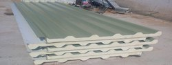 PUF Insulated Roofing Panels