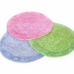 Multicolour Cotton Tufted Bath Mats