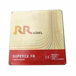 RR Kabel Superex FR Power Cable, Nominal Voltage: 220 V
