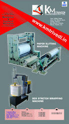 Paper Mill Slitting Machine