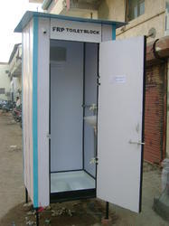 FRP Executive Toilet