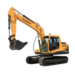 Hyundai R140LC-9V Construction Excavator