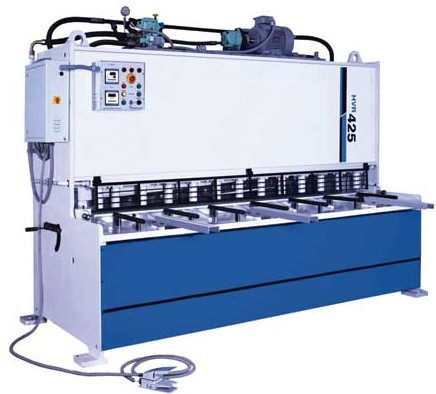 Sheet Rolling Machine Amp Shearing Machine Hydraulic