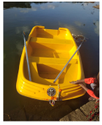 IRS Approved Multipurpose Row Boat Without OBM
