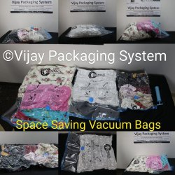 Small Vacuum Space Saving Storage Bags for Clothes
