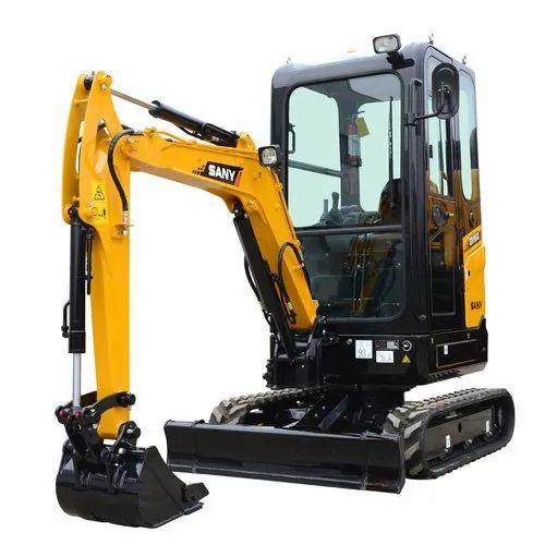 Sany Sy20c Mini Excavator