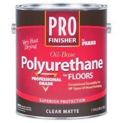 Rust-Oleum Parks Pro Finisher Oil Based Polyurethane - Matte