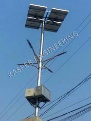 21 Feet Solar Street Light Poles