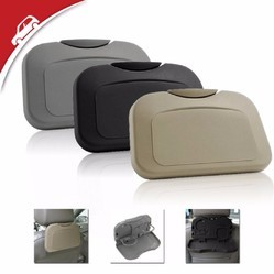 Shopdealz Plastic Car Dining Tray, Shape: Rectangle