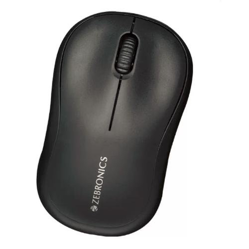Zebronics Mouse, Comfort