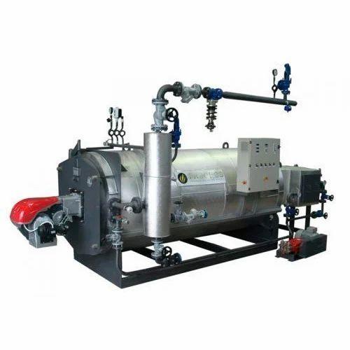 Horizontal Steam Boiler, Industrial Boilers - Shivam Engineering ...
