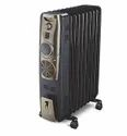 2900 W Copper Bajaj Majesty Rh 11f Plus Room Heater, For Home, 230 V