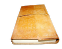 Large Handmade Leather Notebook