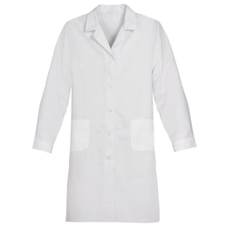 Cotton Lycra Lab Coats
